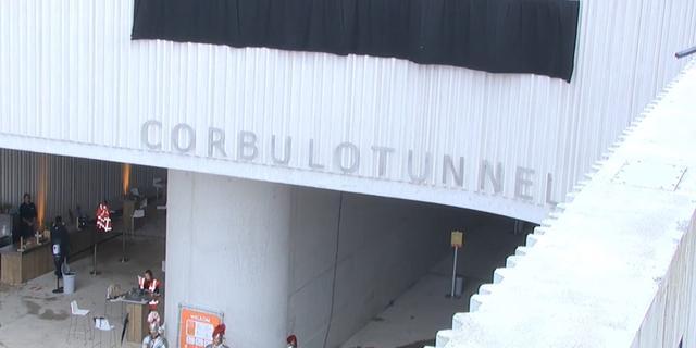 Nieuwe tunnel van RijnlandRoute gaat Corbulotunnel heten