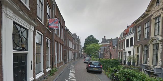Werkzaamheden Kromme Nieuwegracht stilgelegd vanwege verzakkingen