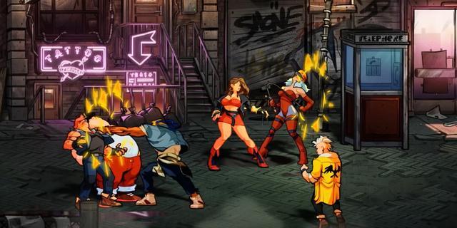 Vechtspel Streets of Rage krijgt na ruim twintig jaar een opvolger