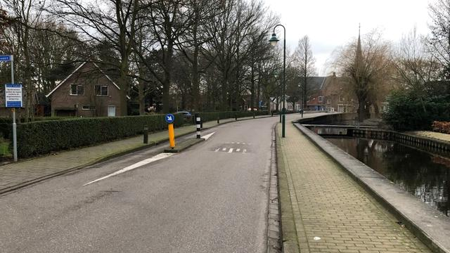 Twee opties voor herinrichting Noordbuurtseweg in Zoeterwoude-Dorp