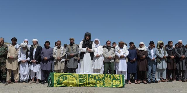 Betogers Afghanistan eisen aftreden regering na aanslag Kabul