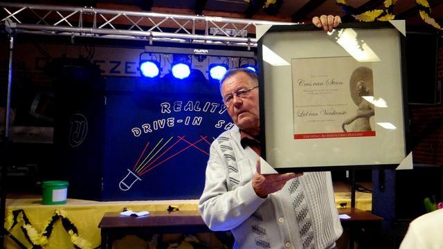 Cees van Steen benoemd tot Lid van Verdienste Corso Zundert