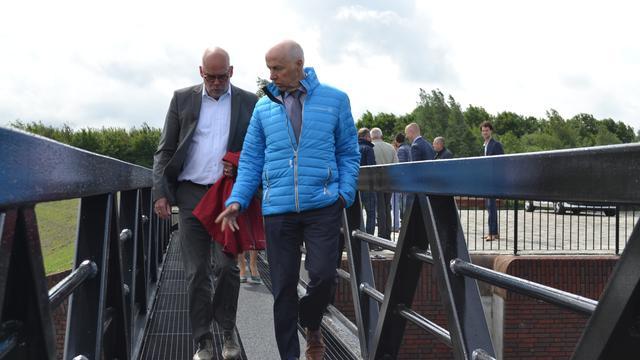 Keermiddel in Thoolse haven is officieel geopend