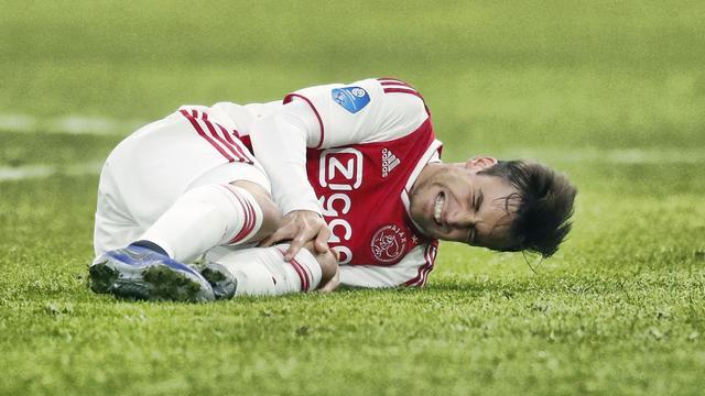 Ajax ook in bekerduel met sc Heerenveen zonder Tagliafico