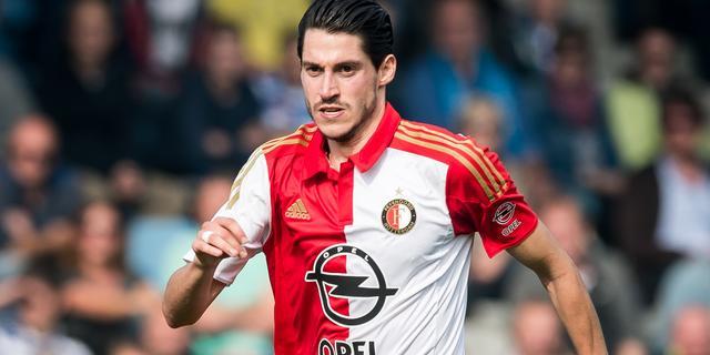 Feyenoord begint met Nelom en Vejinovic tegen Willem II