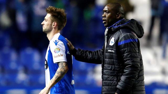 Seedorf gelooft ondanks mislukt debuut heilig in 'overtuigend' Deportivo