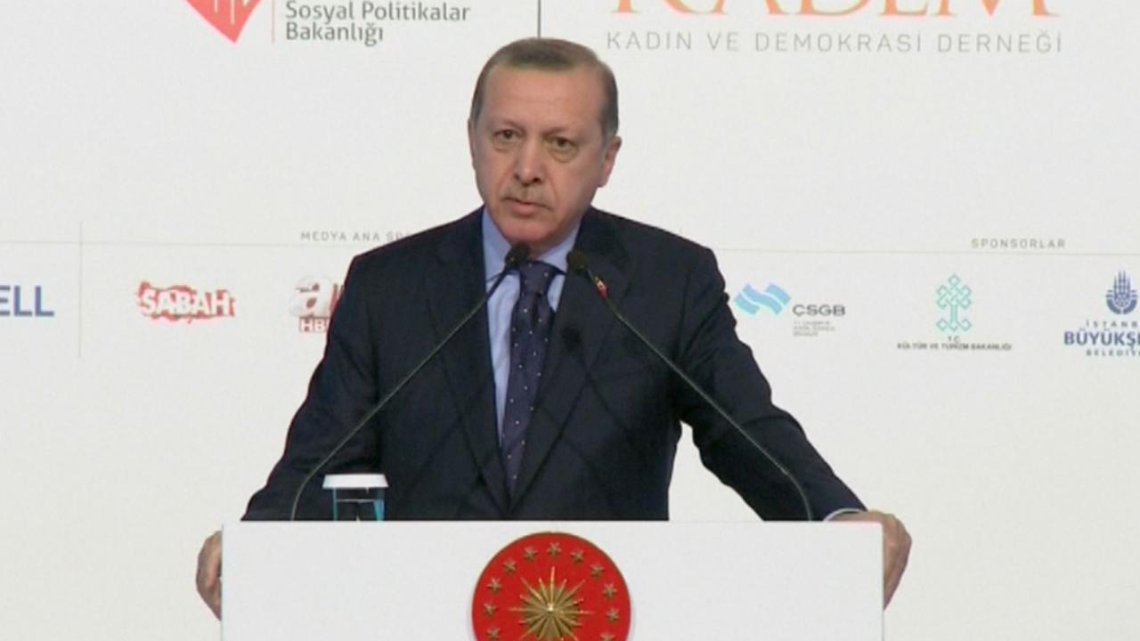 Erdogan: 'Als de EU nog verder gaat open ik de grenzen'