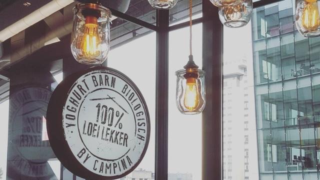 Yoghurt Barn wil faillissement van naamgenoot na merkinbreuk