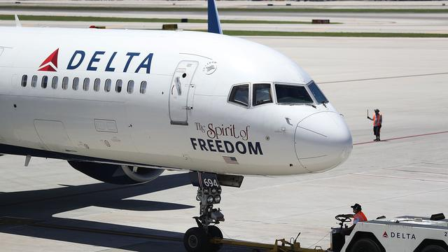 Computerstoring kost Delta Air Lines 150 miljoen dollar