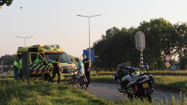 Fietsers gewond na valpartij in Zoeterwoude