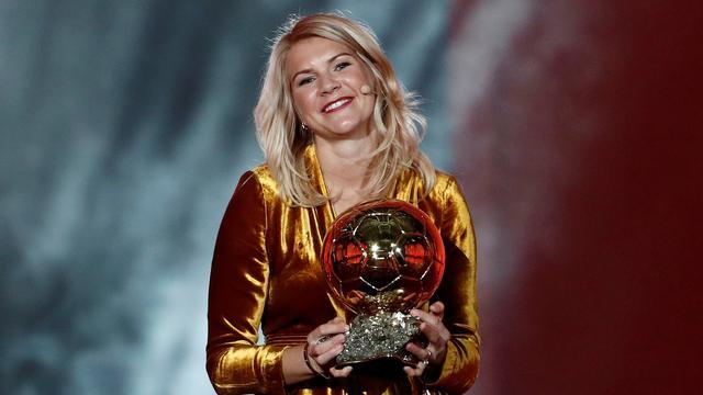 Gouden Bal-winnares Hegerberg weigert met Noorwegen naar WK te gaan