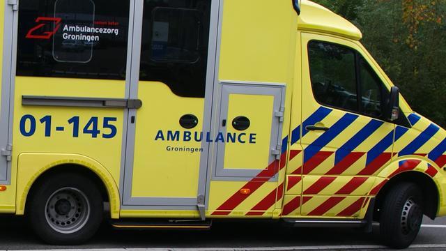 Dodelijk verkeersongeval N59 Oude-Tonge N59, Oude-Tonge.