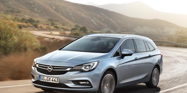 Opel presenteert Astra Sports Tourer