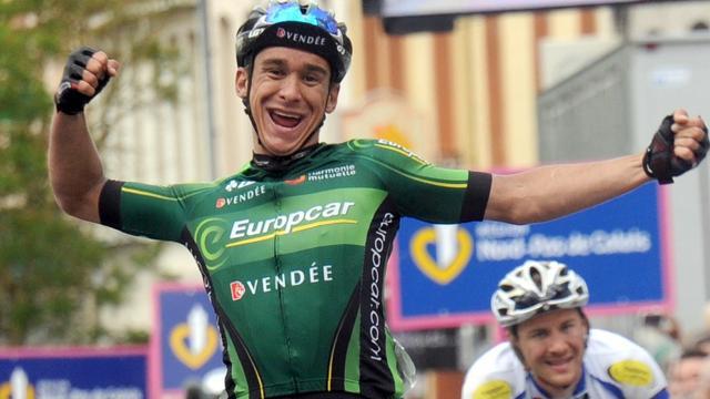 Coquard sprint naar zege in tweede etappe Route du Sud