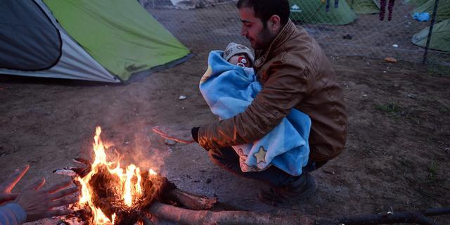 Griekenland slaat alarm om vluchtelingencrisis