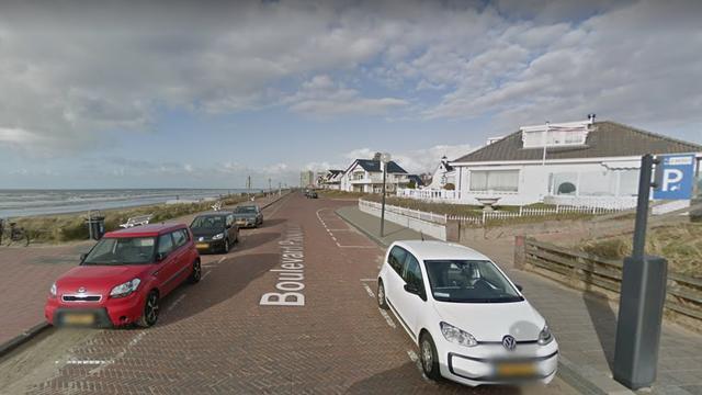 Zandvoort start onderzoek onontplofte explosieven boulevard Paulus Loot