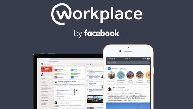 Facebook komt met gratis versie zakelijke chatdienst Workplace