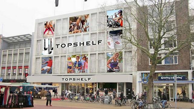 Topshelf in Groningen sluit de deuren