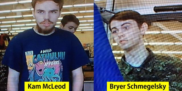 Canadese moordverdachten nog steeds zoek na uitgebreide klopjacht