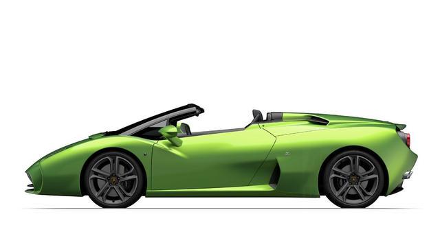 Nieuwe Lamborghini in aantocht