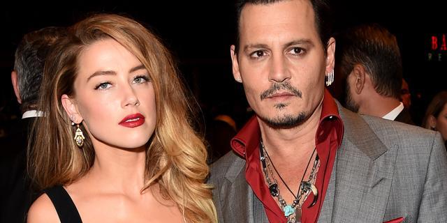 Amber Heard heeft nog geen aangifte gedaan tegen Johnny Depp