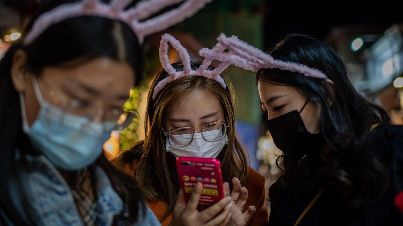 'Chinezen komen chatapp Clubhouse niet meer in' - NU.nl