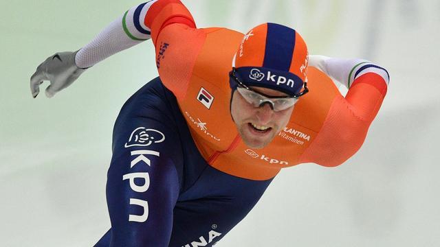 Sprinter Ronald Mulder meldt zich ziek af voor wereldbeker Erfurt