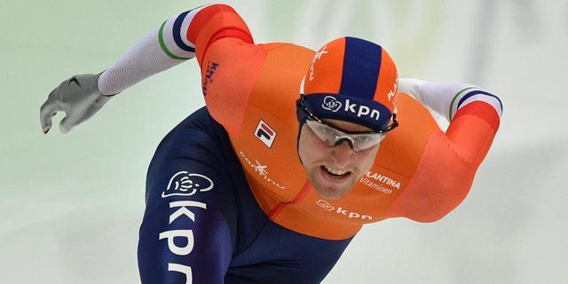Ronald Mulder pakt EK-goud 500 meter, bijrol Nederlandse vrouwen