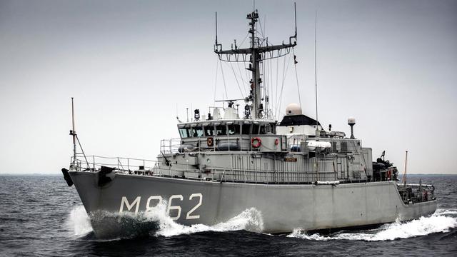 Frans bedrijf bouwt nieuwe mijnenvegers voor Nederlandse marine