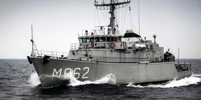 Internationale marine-oefening van start in Nederlandse kustwateren