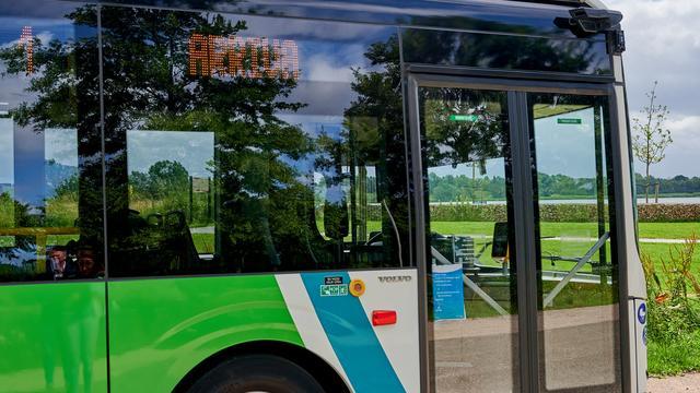 Arriva vervangt zijspiegels door camera's op Leidse stadsbussen
