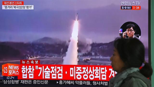 'Noord-Korea kan VS niet nauwkeurig met raketten raken'