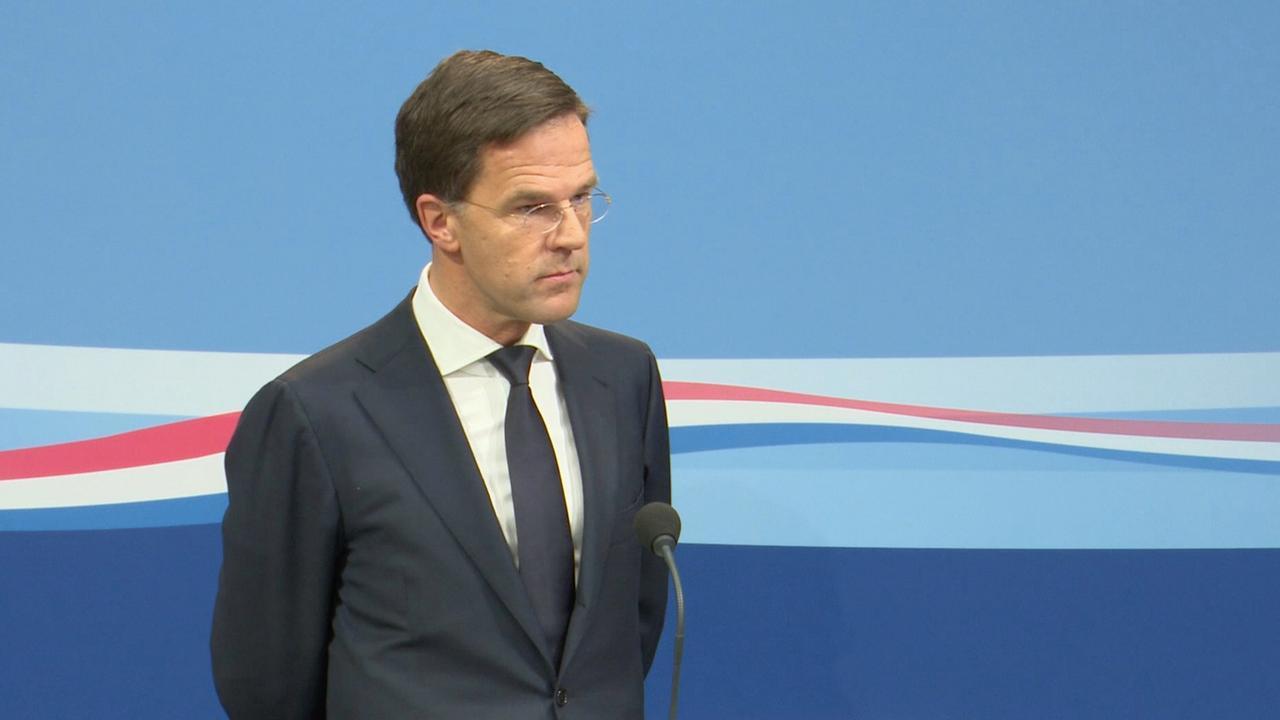 Rutte houdt voor goede relatie VS ambassadeur Hoekstra mening voor zich
