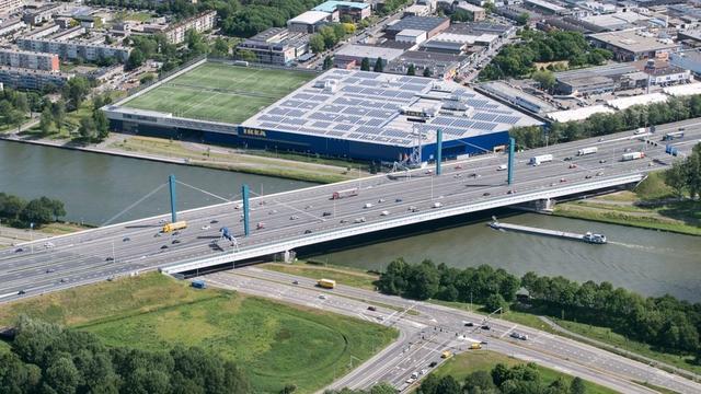 Ernstige verkeershinder rond Utrecht in najaar door werkzaamheden A12