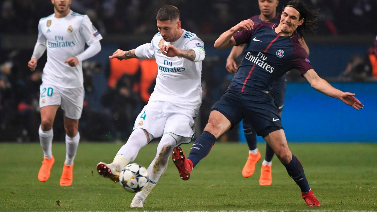 Samenvatting Paris Saint-Germain-Real Madrid (1-2)