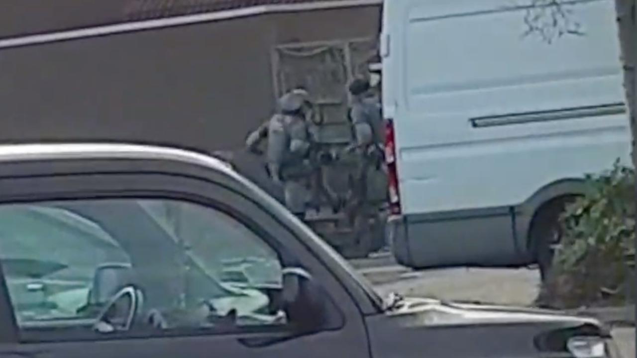 Politie pakt 'man die aanslag voorbereidde' op in Zoetermeer