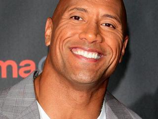 'The Rock' speelt zelf geen rol in de serie, maar treedt op als producent
