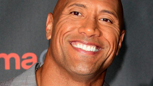 Dwayne 'The Rock' Johnson in remake Jumanji