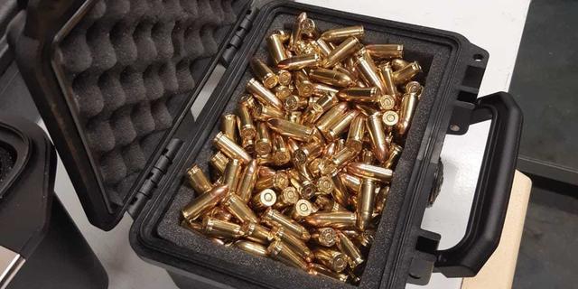 Vuurwapens en munitie aangetroffen in bedrijfspand Zevenbergen