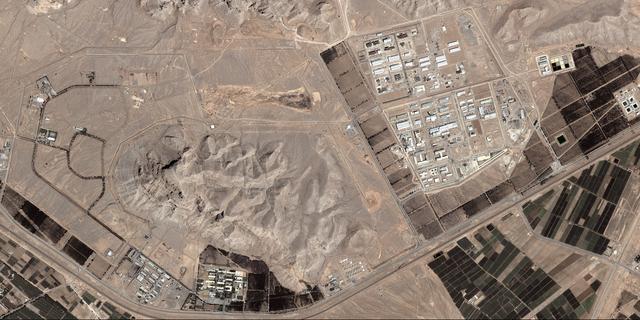 Israël zou een rol hebben gespeeld bij aanslag op nucleaire installatie in Iran