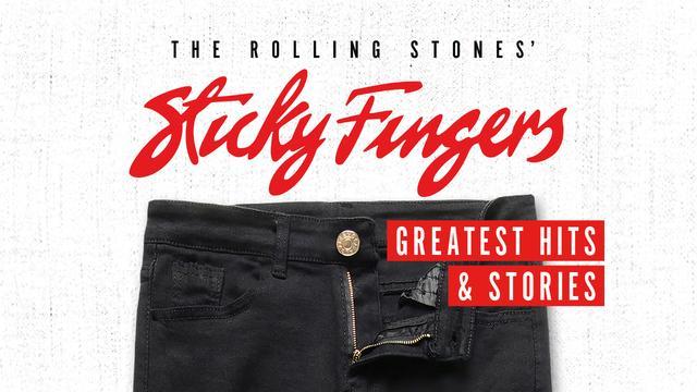 Bezoek The Rolling Stones' Sticky Fingers met 9,50 euro korting per ticket