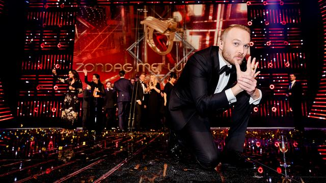 Zondag met Lubach wint Gouden Televizier-ring