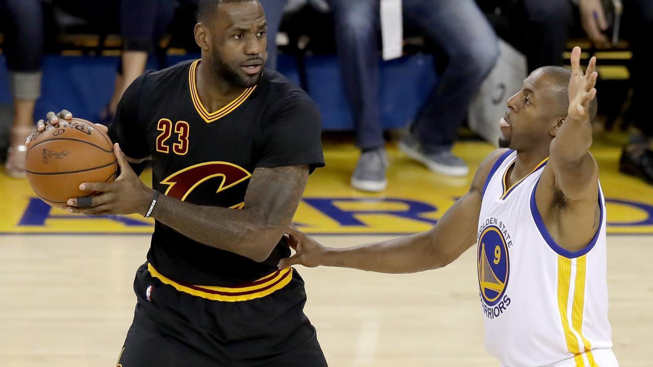 Warriors laten eerste kans op NBA-titel liggen