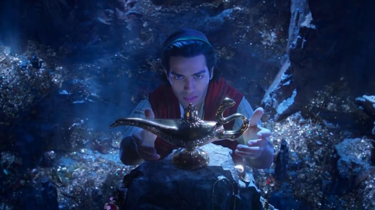 Disney toont teaser liveactionremake Aladdin