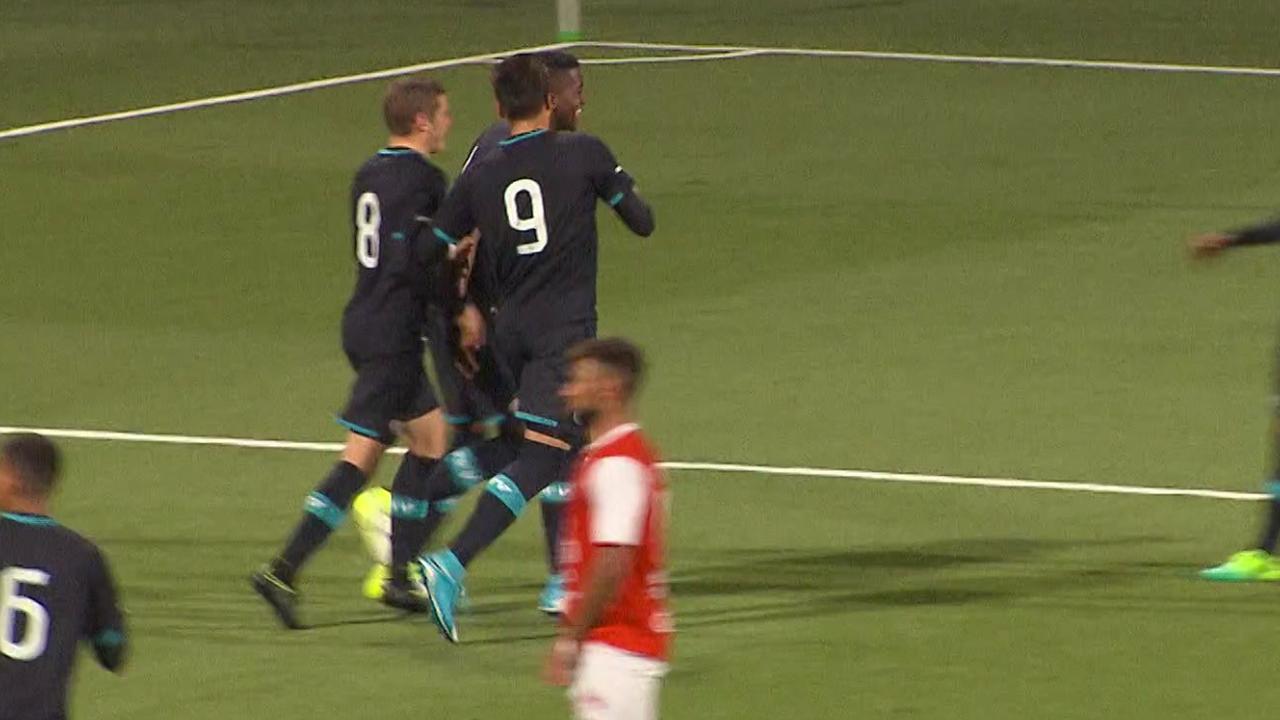 Samenvatting MVV-Jong PSV (2-2)