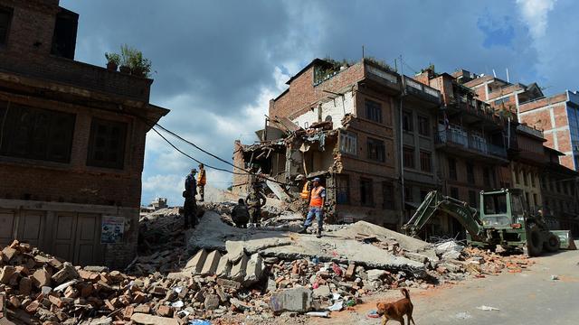 Maanden na beving Nepal nog doden gevonden