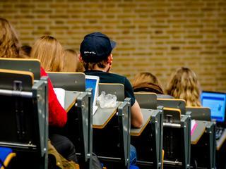 'Een groot voordeel van ondernemer zijn tijdens je studietijd is dat je flexibel bent'