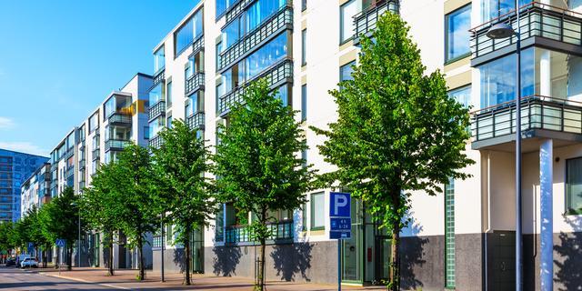 Fors minder huizen gingen naar beleggers in eerste helft van dit jaar