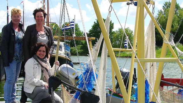 Arnemuiden maakt zich op voor Visserijdag