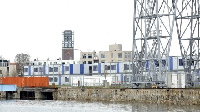Scheldekraan keert na drie jaar terug op Scheldekwartier in Vlissingen
